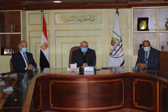 Cooperation Protocol and partnership in the administration of Technology Innovation commercialization office  (TICO) at Al-Nahda University and Beni Suef Governorate