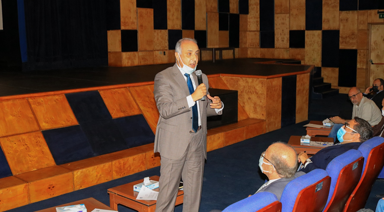 Al-Nahda University organizes a day for academic guidance and quality at the university